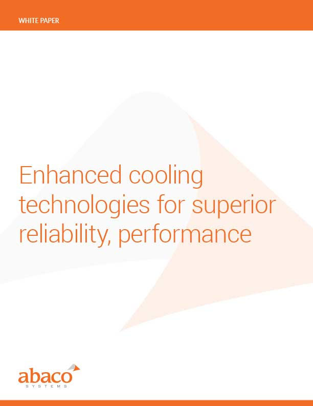 Enhanced cooling technologies