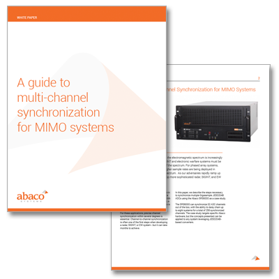 White Papers | Abaco Systems