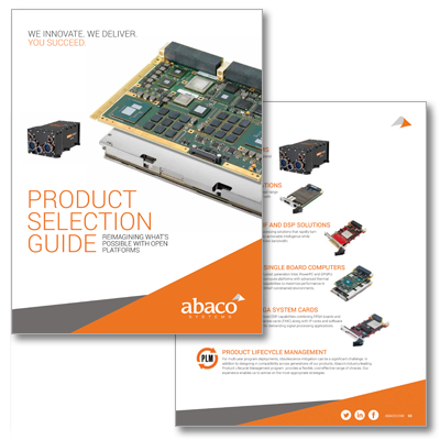 Abaco Systems Product Selection Guide