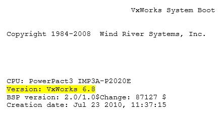 Wind River IPnet Security Vulnerability Announcement